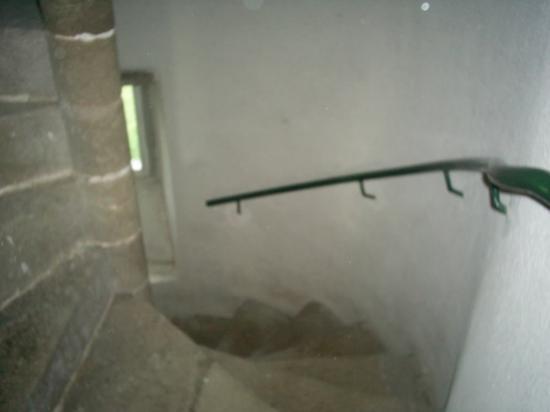 escalier a vis