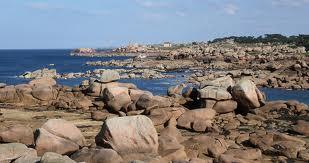 peche dans les rochers