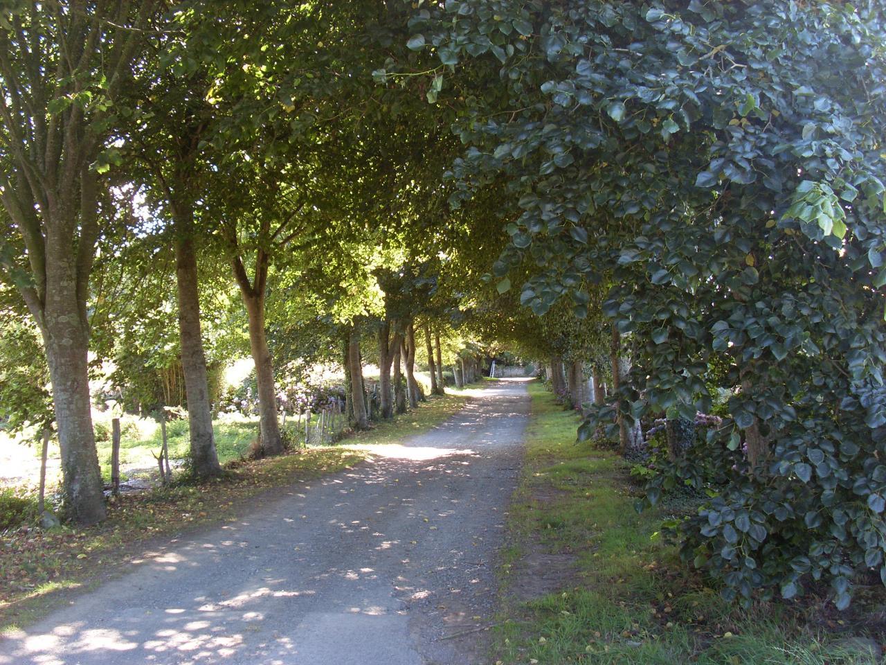 le parc de Kerhir