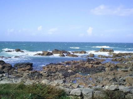 la mer à Plougrescant