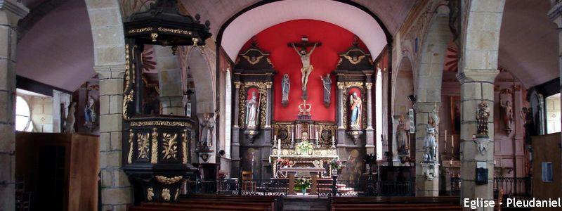 Eglise de pleudaniel