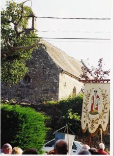 La chapelle St Nicolas de Kerhir
