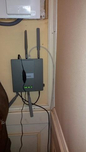 Wifi emetteur